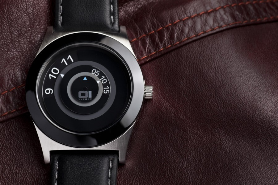 01TheOne watch for TouchOfModern