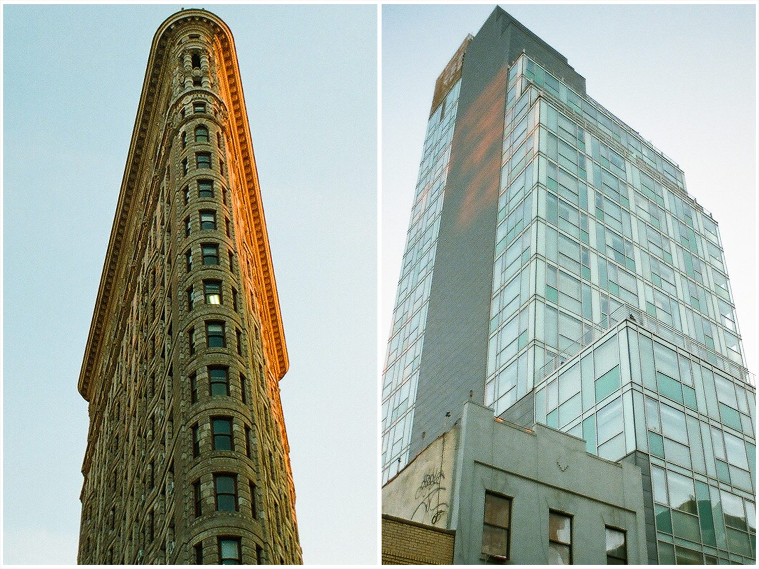 Flat Iron Building, Hotel on Rivington